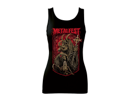 Ladies tank top (wide straps) Death Keeper MOA 2019