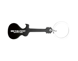 Keychain guitar MOA